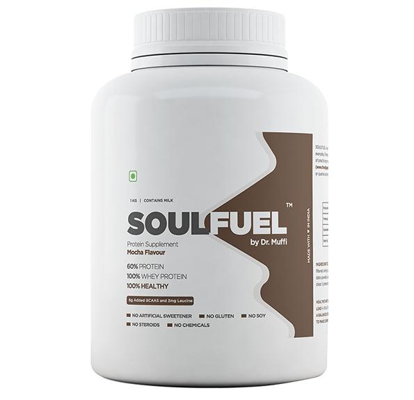 Digestive Health Institute - Soulfuel Protien Supplement