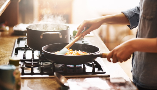 DHI Blogs - Quick tips on using your cooking oil