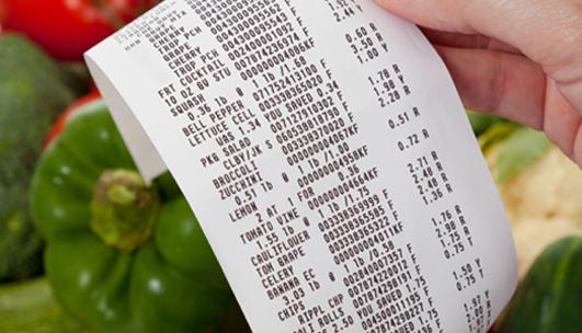 Digestive Health Institute - Grocery Bill