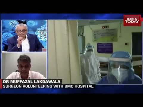 DHI - Dr Muffi Speaks with Rajdeep Sardesai on India Today