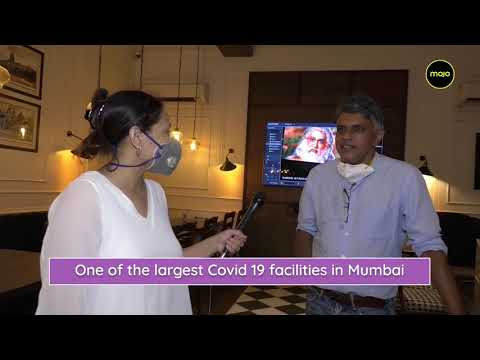 DHI - Dr Muffi Talks About First Covid Makeship Hospital