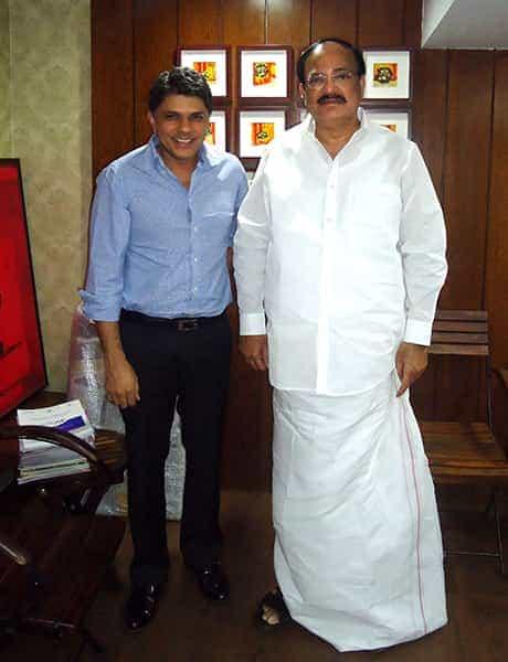 Mr Venkaiah Naidu Testimonials - DHI