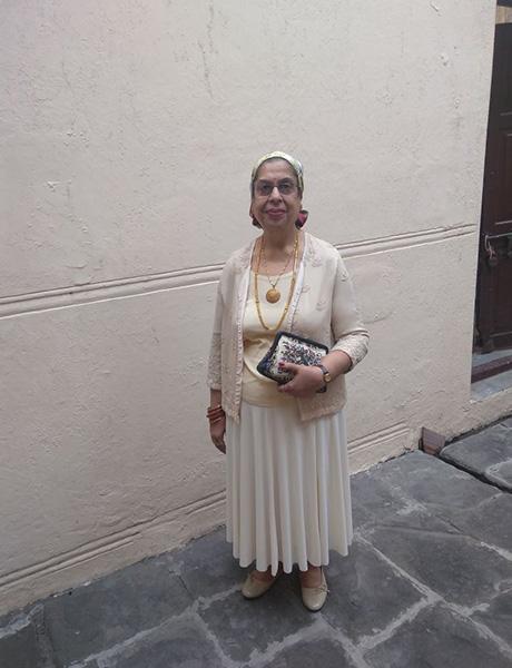 Aban Dastur Testimonial - DHI