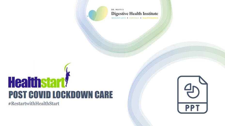 Healthstart Post Covid Locakdown Care  PPT
