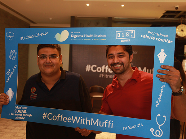 Digestive Health Institute Support Group - Coffee with Muffi