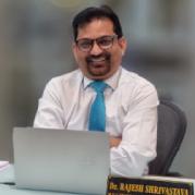 Dr. Rajesh Shrivastava - Laparoscopic Bariatric and Hernia specialist at DHI